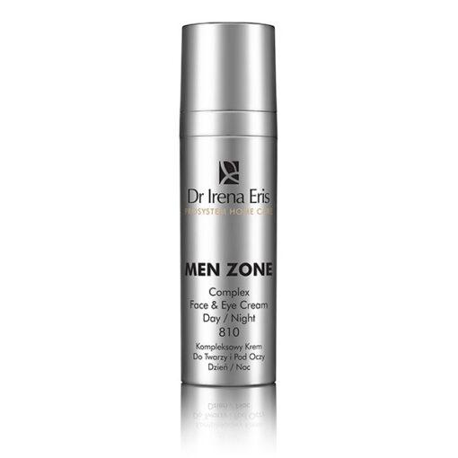 PHC 810 MEN ZONE Комплексный мужской крем для лица и глаз на день/ночь
